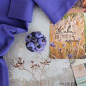 Украшения handmade. Livemaster - original item Brooch Lavender Haze. Handmade.