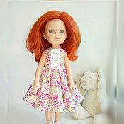 Куклы и игрушки handmade. Livemaster - original item Dress and jacket for Paola Reina dolls. Handmade.