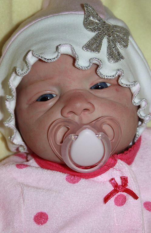 Куклы-младенцы и reborn ручной работы. Ярмарка Мастеров - ручная работа. Купить Мишель. Handmade. Реборн Мишель, винил