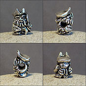 Материалы для творчества handmade. Livemaster - original item Davy Jones charm. Handmade.