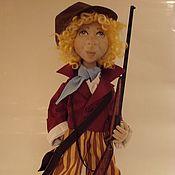 Куклы и игрушки handmade. Livemaster - original item Gavroche. Handmade.