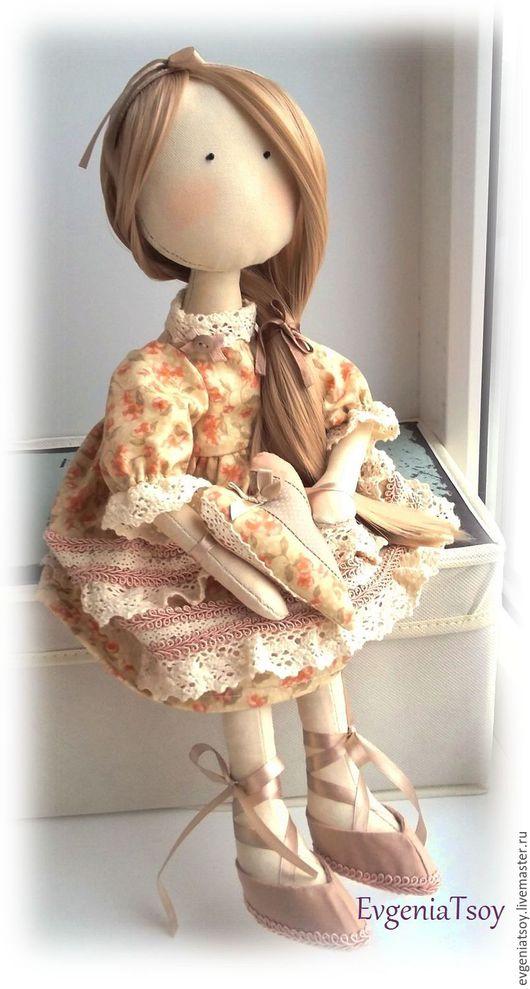 Куклы Тильды ручной работы. Ярмарка Мастеров - ручная работа. Купить Текстильная кукла ручной работы. Handmade. Комбинированный