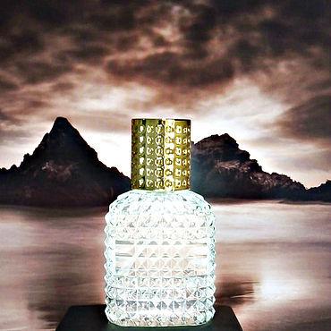Косметика ручной работы. Ярмарка Мастеров - ручная работа Аква Амара. Очень стойкий мужской парфюм ручной работы. Handmade.