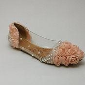 Обувь ручной работы handmade. Livemaster - original item Ballet Flats
