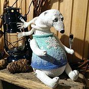 """Куклы и игрушки ручной работы. Ярмарка Мастеров - ручная работа """"Где-то на белом свете..."""". Handmade."""