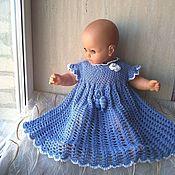Работы для детей, handmade. Livemaster - original item Summer dress