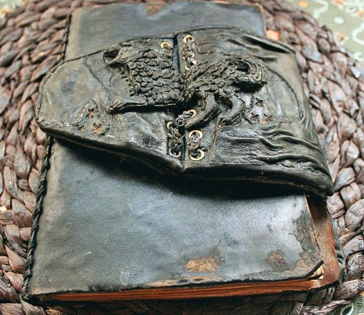Ежедневники ручной работы. Ярмарка Мастеров - ручная работа. Купить Дневник Брандона Старка. Handmade. Handmade, дневник, натуральная кожа