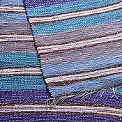 Для дома и интерьера ручной работы. Ярмарка Мастеров - ручная работа Половик ручного ткачества (№ 124). Handmade.