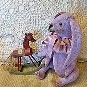 Куклы и игрушки ручной работы. Ярмарка Мастеров - ручная работа Лавандовый Кролик. Handmade.