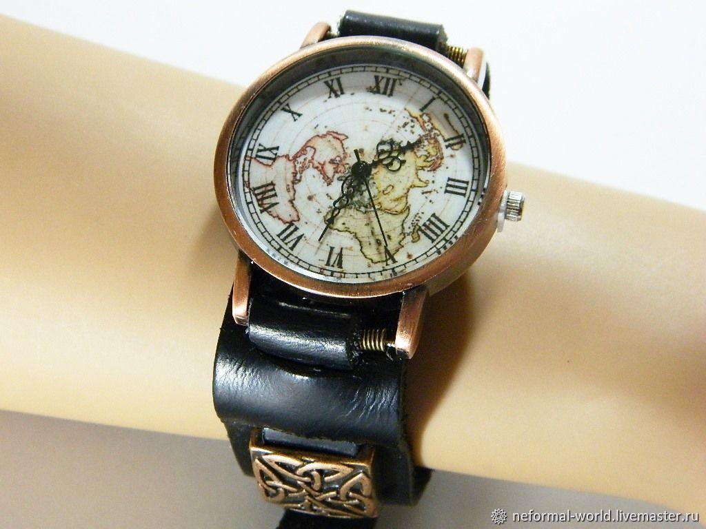 "Steampunk Clock ""Paganel-37"", Watches, Saratov,  Фото №1"
