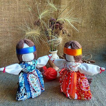 Куклы и игрушки ручной работы. Ярмарка Мастеров - ручная работа Народная кукла Желанница на исполнение заветных желаний. Handmade.
