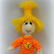 Куклы и игрушки ручной работы. Ярмарка Мастеров - ручная работа Фиксик Симка. Handmade.