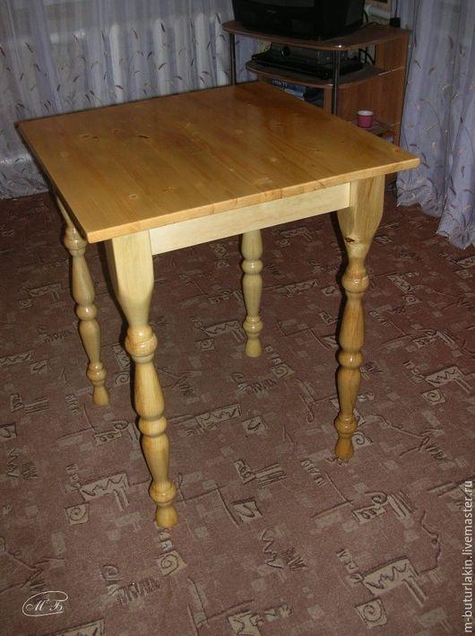 Мебель ручной работы. Ярмарка Мастеров - ручная работа. Купить Стол деревянный для маленькой кухни. Handmade. Стол для маленькой кухни
