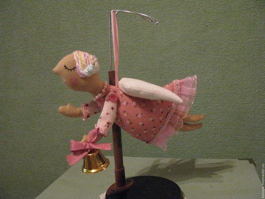 Куклы Тильды ручной работы. Ярмарка Мастеров - ручная работа. Купить Ангел. Handmade. Кремовый, рождественский подарок, кукла текстильная