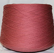 Материалы для творчества handmade. Livemaster - original item acrylic yarn on cone Cranberries 25. Handmade.