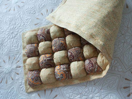Текстиль, ковры ручной работы. Ярмарка Мастеров - ручная работа. Купить Коврик. Handmade. Хлопок 100%, уютный дом, коврик