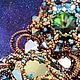 Кулоны, подвески ручной работы. Ярмарка Мастеров - ручная работа. Купить Earth / Solar System collection /. Handmade.
