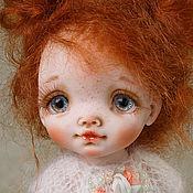 Куклы и игрушки handmade. Livemaster - original item art doll. Sonia 18cm. Handmade.