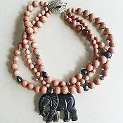 Украшения ручной работы. Ярмарка Мастеров - ручная работа Fabulous Elephant. Handmade.