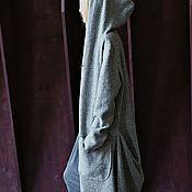 Одежда ручной работы. Ярмарка Мастеров - ручная работа Пальто CONCEPTUAL GREY. Handmade.