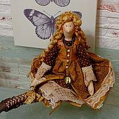 Куклы и игрушки ручной работы. Ярмарка Мастеров - ручная работа Осень в Париже. Handmade.