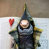 Куклы и игрушки ручной работы. Ярмарка Мастеров - ручная работа Гном Лукас. Handmade.
