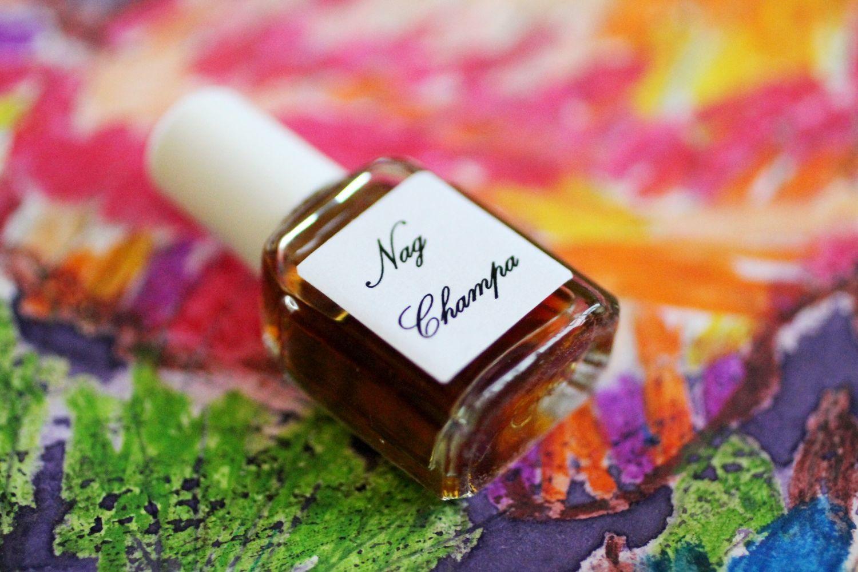 Nag Champa natural perfume - Oriental collection, Perfume, Moscow,  Фото №1