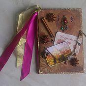 """Открытки ручной работы. Ярмарка Мастеров - ручная работа Открытка """"Путешествие""""- Индия. Handmade."""