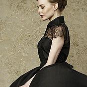 """Одежда ручной работы. Ярмарка Мастеров - ручная работа Платье """"Грейс"""" - 2 шелковое new-look. Handmade."""