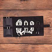 Сумки и аксессуары handmade. Livemaster - original item Twisting for the wires from the skin of Beirut M. Handmade.
