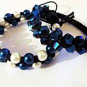 Украшения handmade. Livemaster - original item Shamballa bracelets Handmade. Handmade.