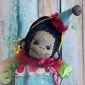 Куклы и игрушки ручной работы. Ярмарка Мастеров - ручная работа Тинки, мартышка.. Handmade.