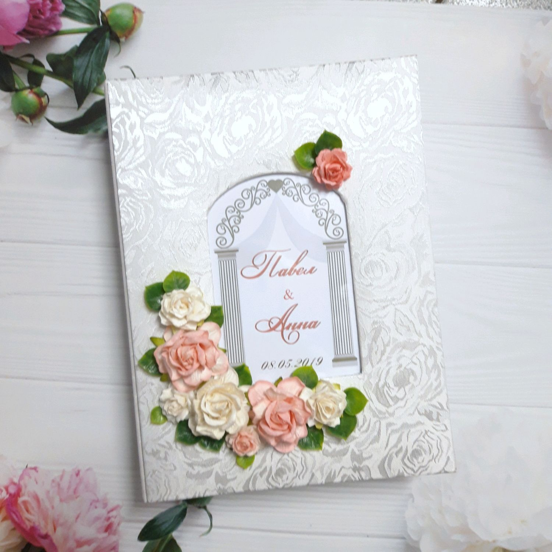 Свадебный фотоальбом Нежность, Подарки на свадьбу, Москва, Фото №1