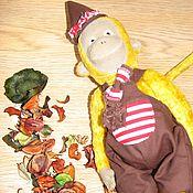 Куклы и игрушки ручной работы. Ярмарка Мастеров - ручная работа Мартышка Феденька. Handmade.