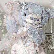Куклы и игрушки ручной работы. Ярмарка Мастеров - ручная работа мишка тедди Blueberry. Handmade.