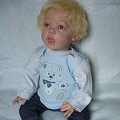 Куклы и игрушки ручной работы. Ярмарка Мастеров - ручная работа Кукла реборн мальчик. Handmade.
