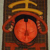 Картины и панно handmade. Livemaster - original item Wall panels-mask