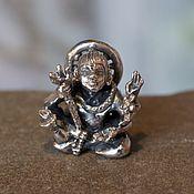 Материалы для творчества handmade. Livemaster - original item Shiva charm. Handmade.