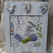 Для дома и интерьера ручной работы. Ярмарка Мастеров - ручная работа ключница Provence. Handmade.