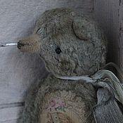 """Куклы и игрушки ручной работы. Ярмарка Мастеров - ручная работа """"Навстречу солнцу"""". Мишки тедди. Handmade."""