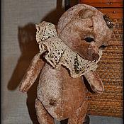Куклы и игрушки ручной работы. Ярмарка Мастеров - ручная работа Медведь Тедди Комочек.. Handmade.