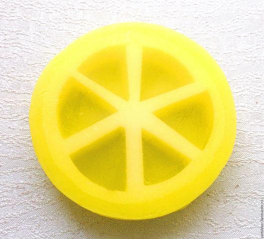 """Мыло ручной работы. Ярмарка Мастеров - ручная работа. Купить Мыло ручной работы """"Лимон"""". Handmade. Мыло, мыло в подарок"""