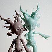 Куклы и игрушки handmade. Livemaster - original item Jointed doll: Fawn Blank BJD hinge. Handmade.