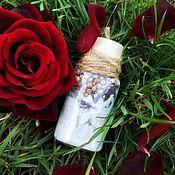 Бутылочка ручной работы. Ярмарка Мастеров - ручная работа Ведьмина бутыль. Handmade.