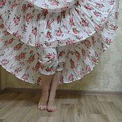 """Одежда ручной работы. Ярмарка Мастеров - ручная работа Панталончики""""Дивный сад"""". Handmade."""
