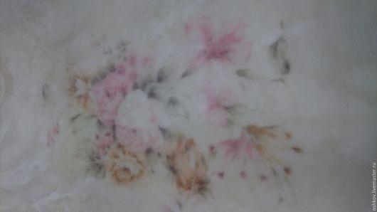 нанесение рисунка на волосяной покров шкур