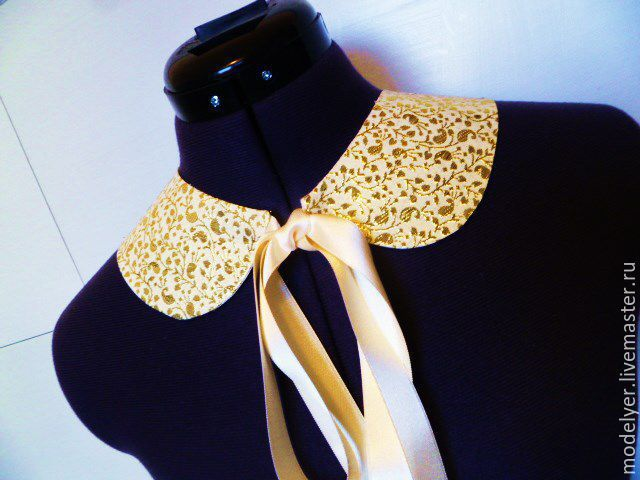 The collar is detachable Gjld / purch ,gold, Collars, Moscow,  Фото №1