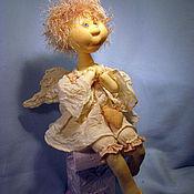 Куклы и игрушки ручной работы. Ярмарка Мастеров - ручная работа ангел небесный. Handmade.