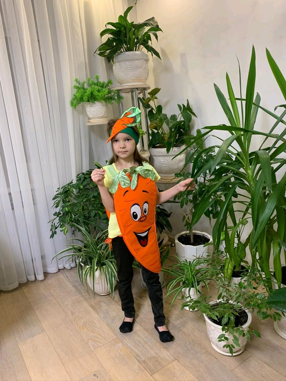 Funny Carrot Costume, Carnival costumes for children, Moscow,  Фото №1
