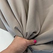 Материалы для творчества handmade. Livemaster - original item Fabric: Viscose pleat crepe. Handmade.